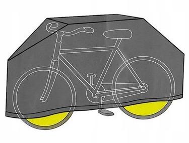 ochronny pokrowiec rowerowy