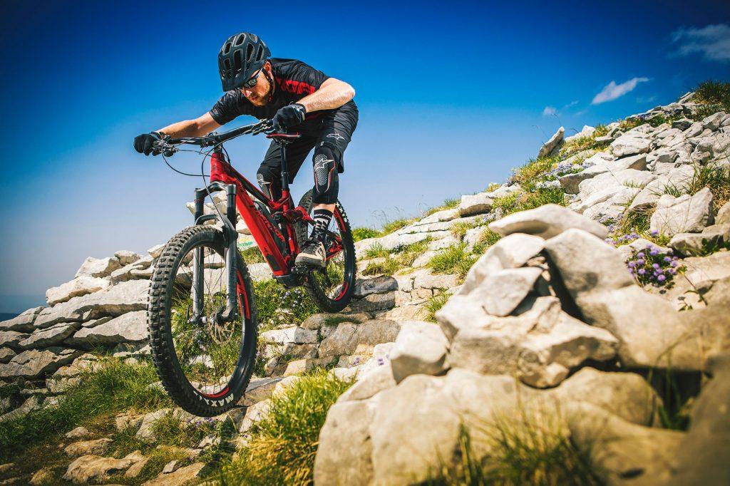 rower elektryczny mtb merida e-bike