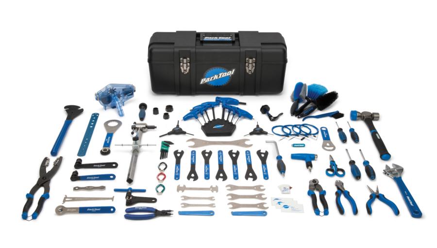 park tool narzędzia baner