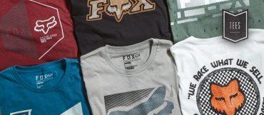 koszulki rowerowe fox ekspozycja