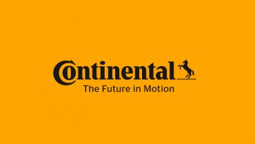 continental baner firmowy