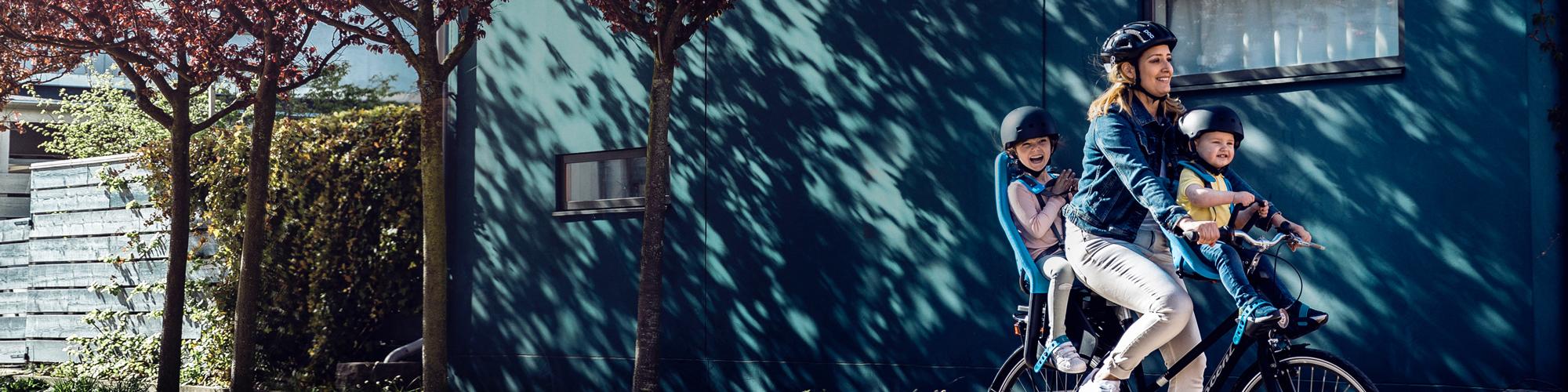fotelik rowerowy thule baner