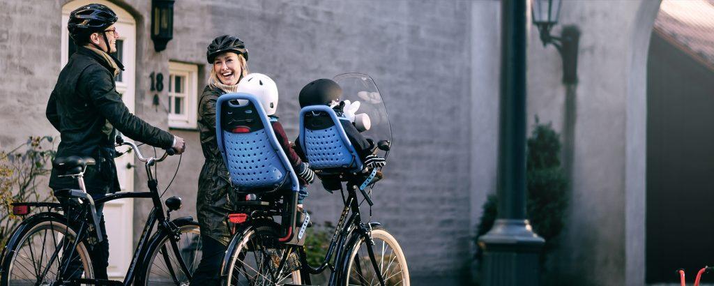 foteliki na rower thule
