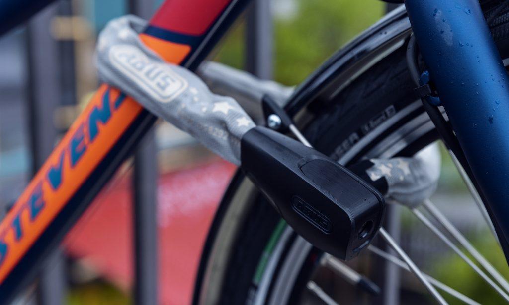 ABUS Ionus 8800 łańcuch zabezpieczający rower