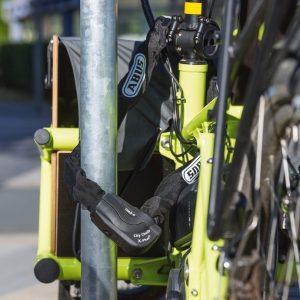 Abus Granit CityChain XPlus 1060 łańcuch zabezpiecza rower
