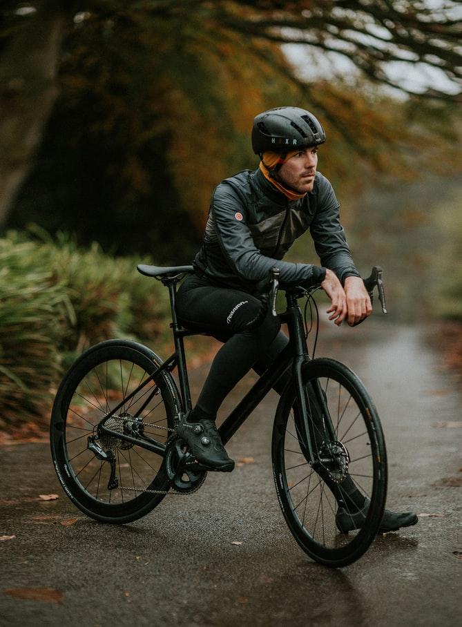 rower jesienią też może być przyjemny