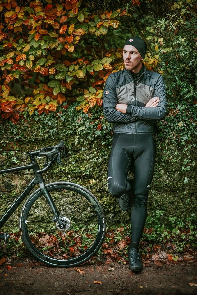 rower jesienią to styl życia