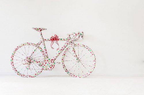prezent dla rowerzysty