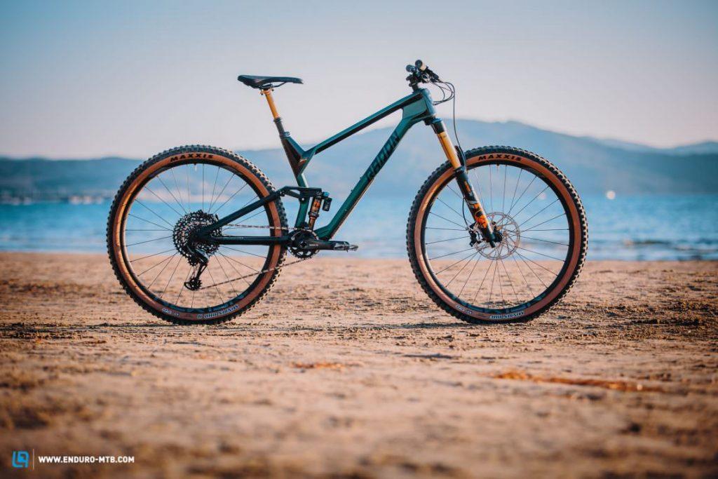 rodzaje rowerów górskich - rower trailowy