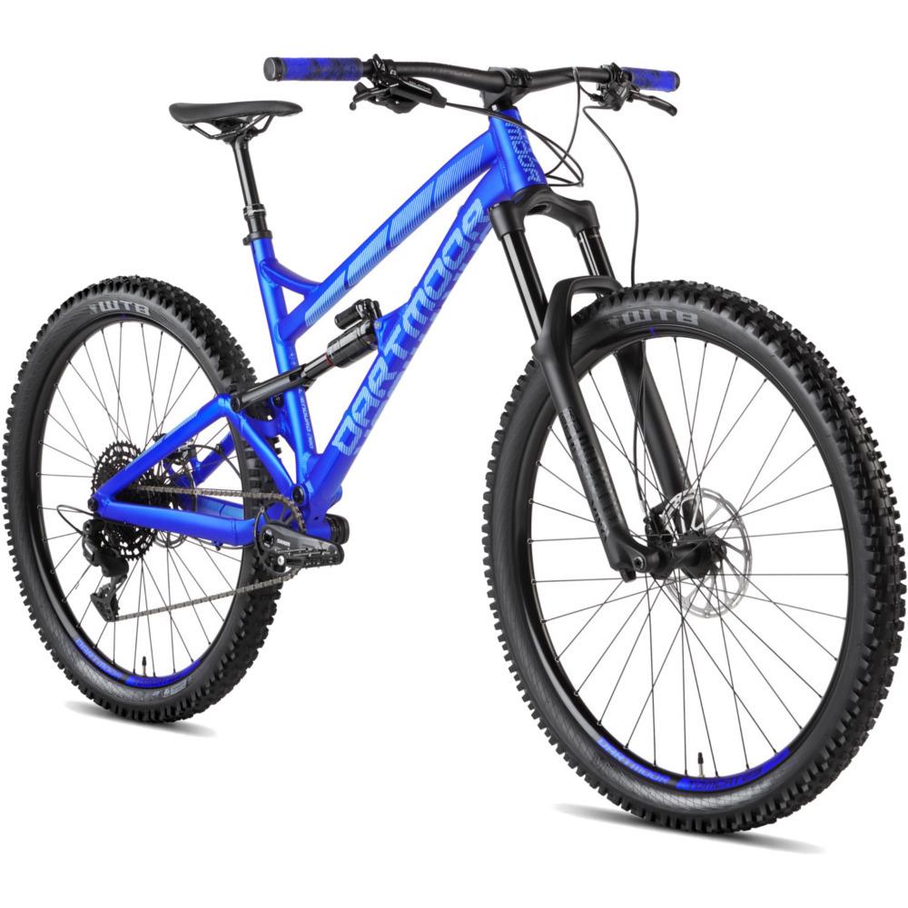rodzaje rowerów górskich - enduro