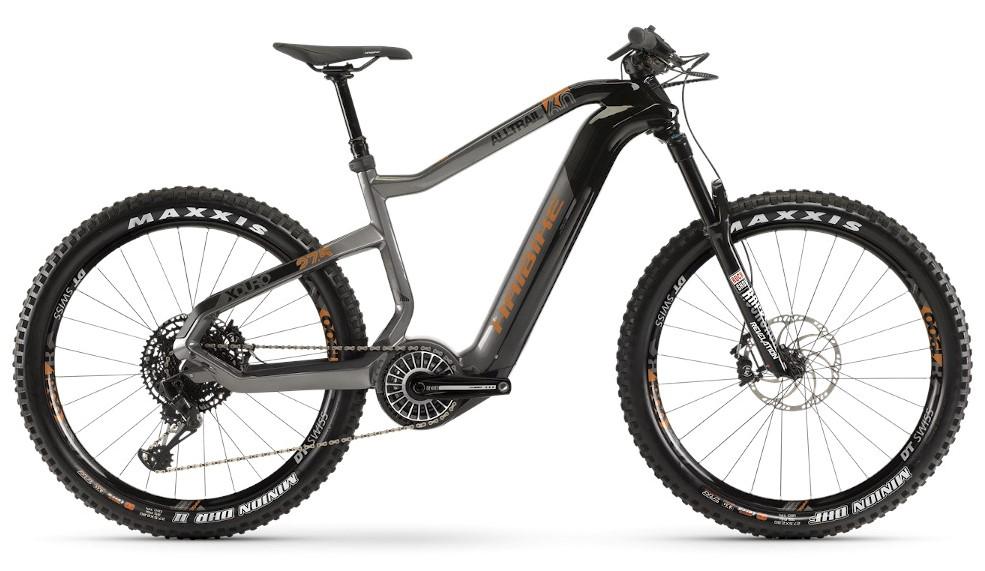 elektryczny rodzaj roweru górskiego