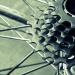 kaseta rowerowa w rowerze mtb
