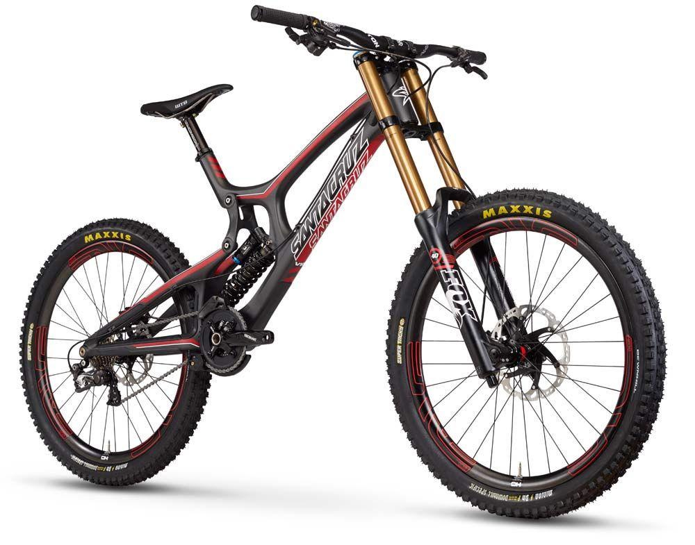 downhillowy rodzaj roweru górskiego