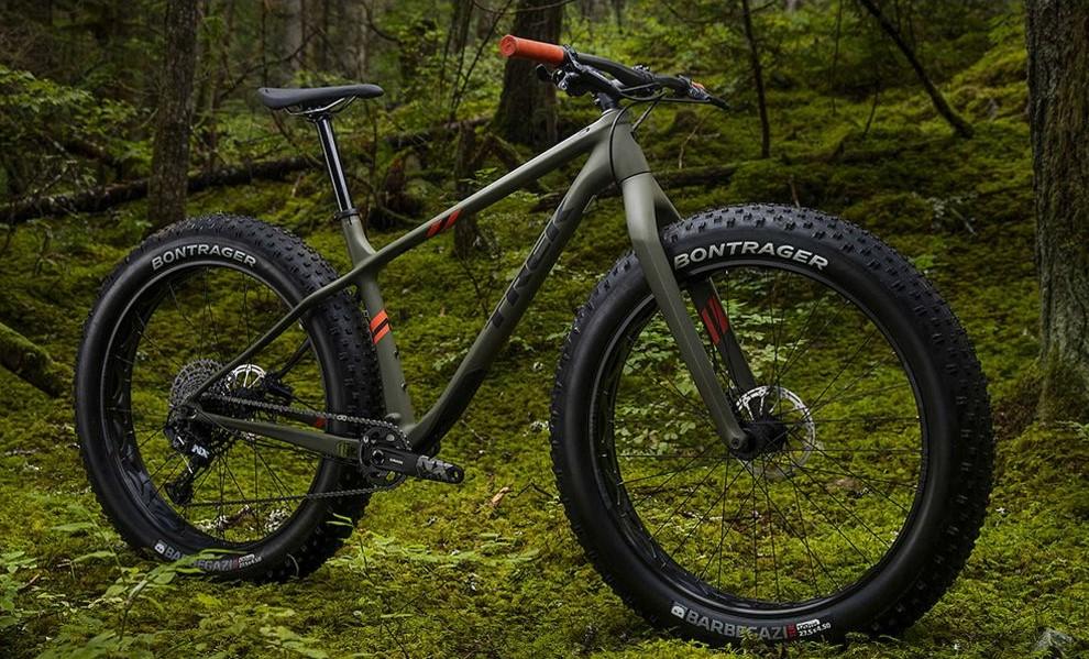 fatbike to także rodzaj roweru górskiego