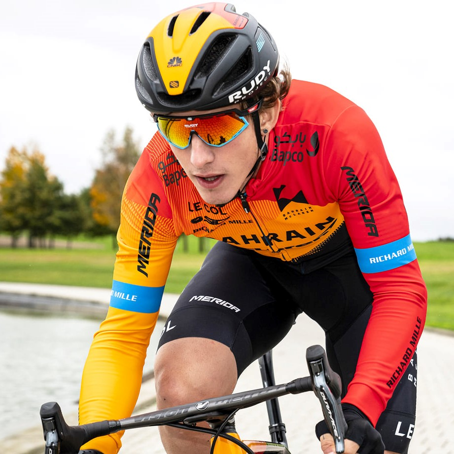 okulary rozjaśniające na rower marki rudy project